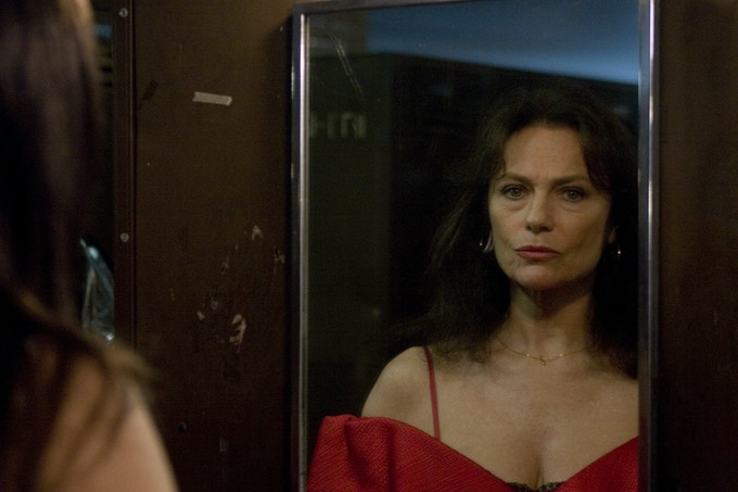 What is Jacqueline Bisset thinking?