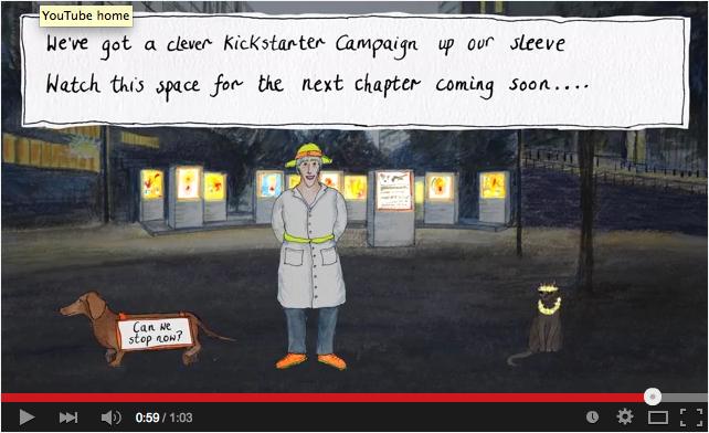 Roxy and Rudi Roadshow Cartoon, Chapter 4