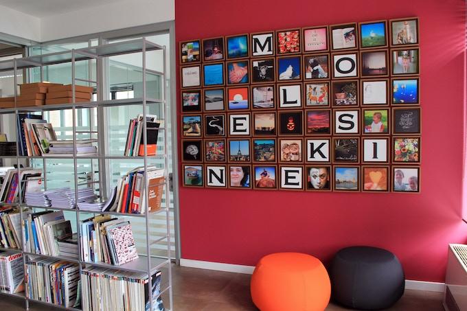 Moleskine offices, Milan