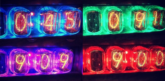 LED Backlights With Over 700 Colours