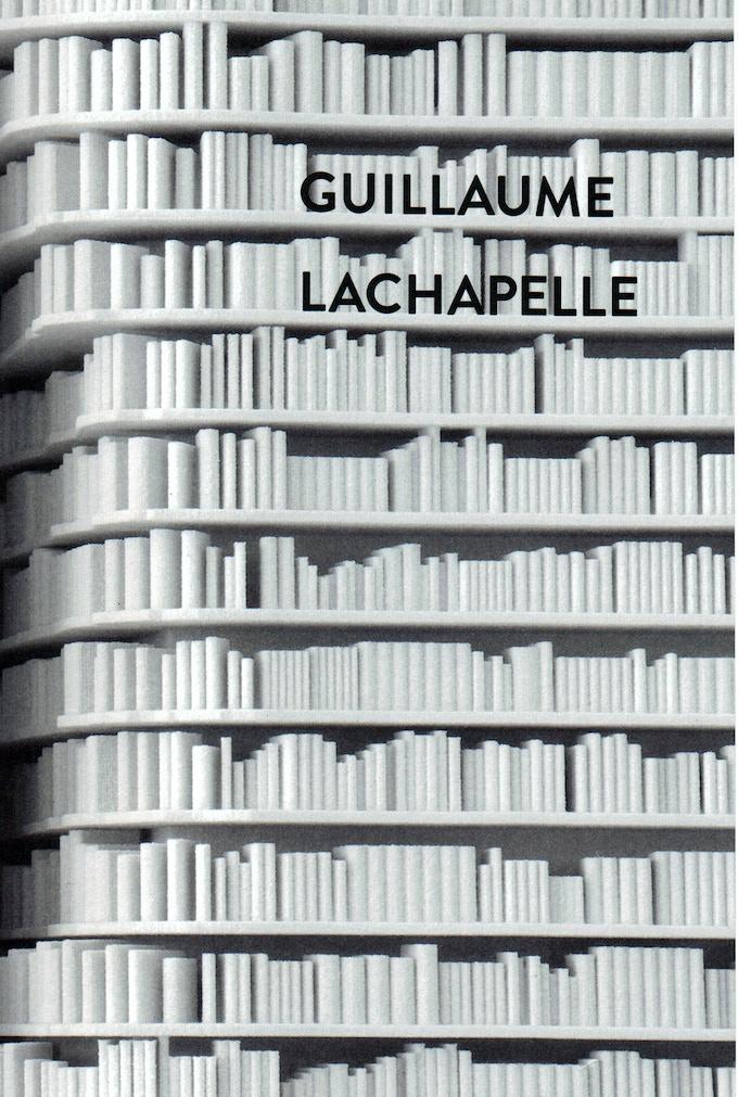 Guillaume Lachapelle (2011)