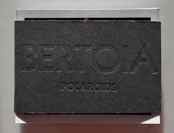 Bertoia Polaroid pack