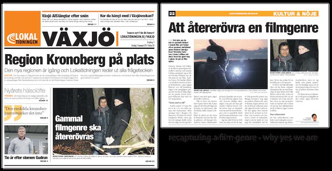 lokaltidningen.se/vaxjo - Culture & Entertainment