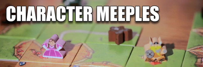 See nearly 200 Character Meeples already on MeepleSource.com