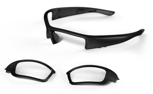 Prescription lenses accessory is FREE during the KS campaign