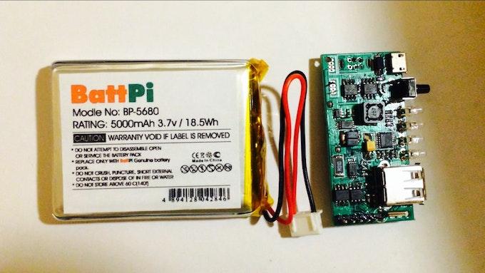 Battery & Circuit Board