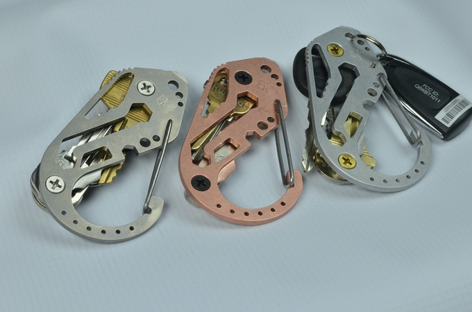 Hardware Options (Stainless, Blackened, or Brass)