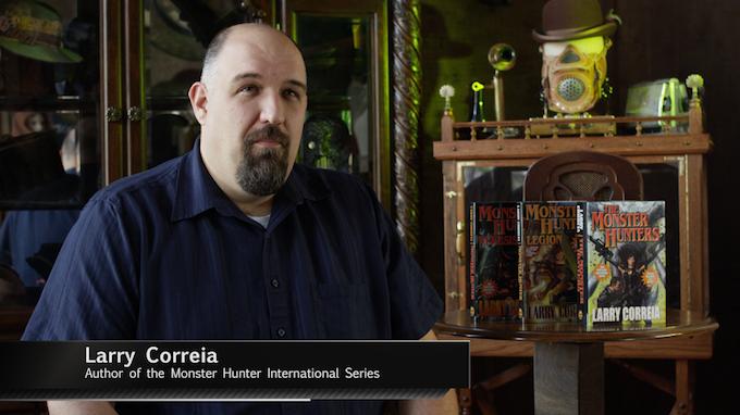 Larry Coreia - Author of Monster Hunter International Series