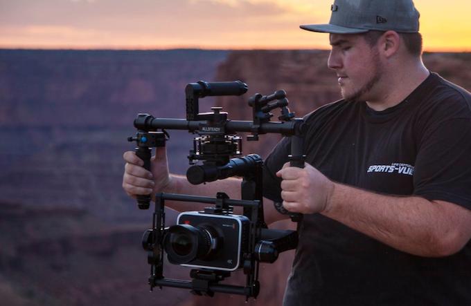 James Cawley - Filmmaker - Director of Epic Mysteries: Bigfoot