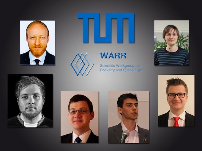 "Team ""Munich – WARR/ISF"""
