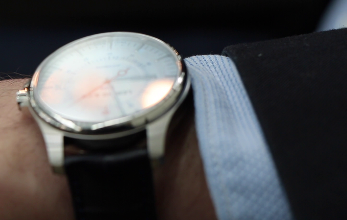 Case and 2D dial prototype