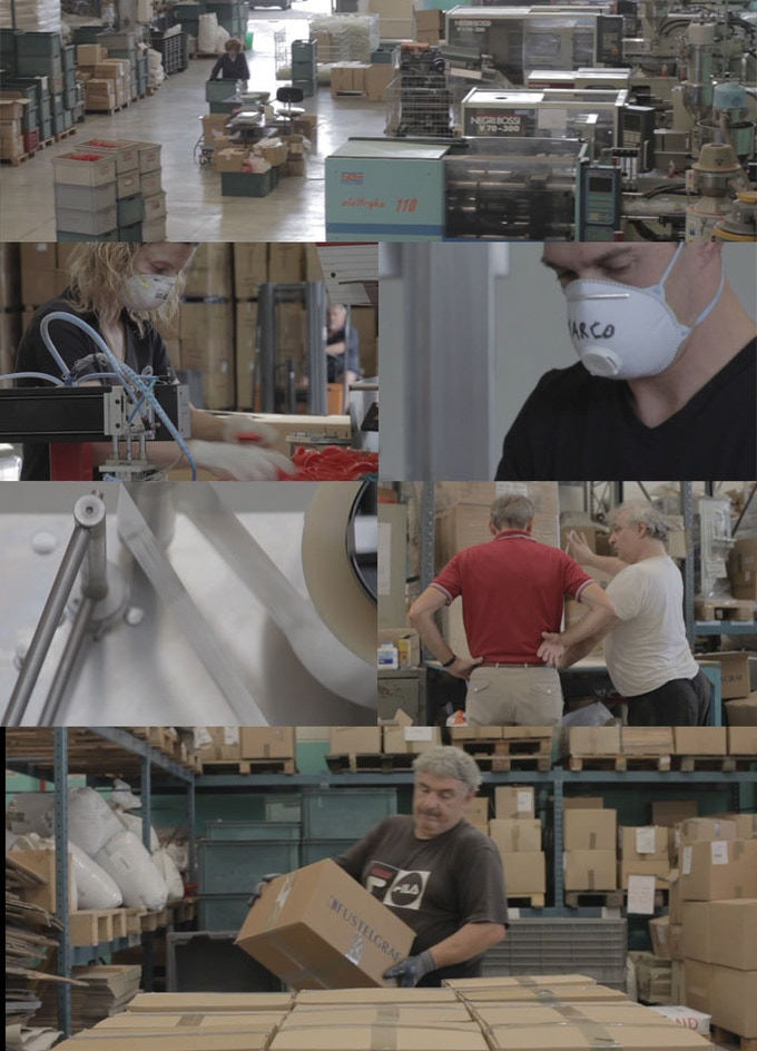 Our manufacturing partner – Cooperative Airone