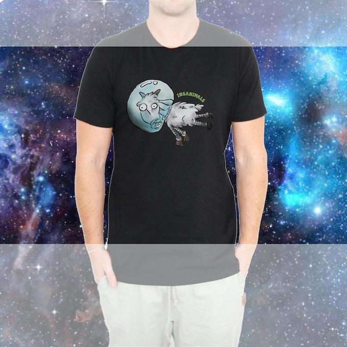 T-Shirt Reward. Much cool.