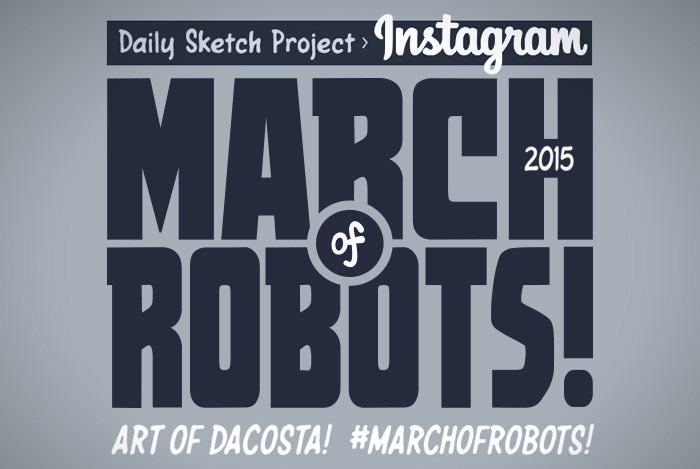 March of Robots