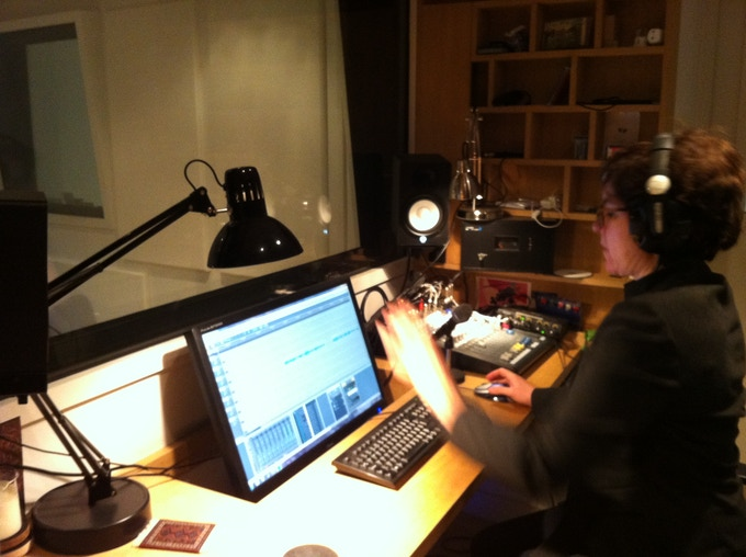 Kate Bland, Cast Iron Radio