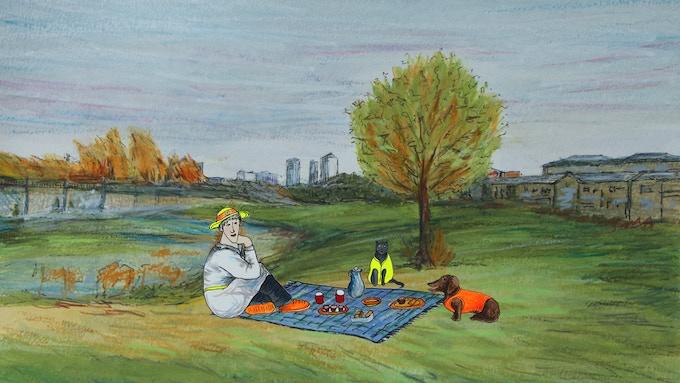 Bobby Baker, Roxy and Rudi Roadshow Cartoon Chapter 3 (2014)