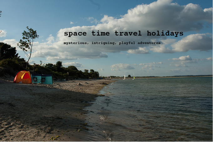 Sara Haq, Space Time Travel Holidays (ongoing)