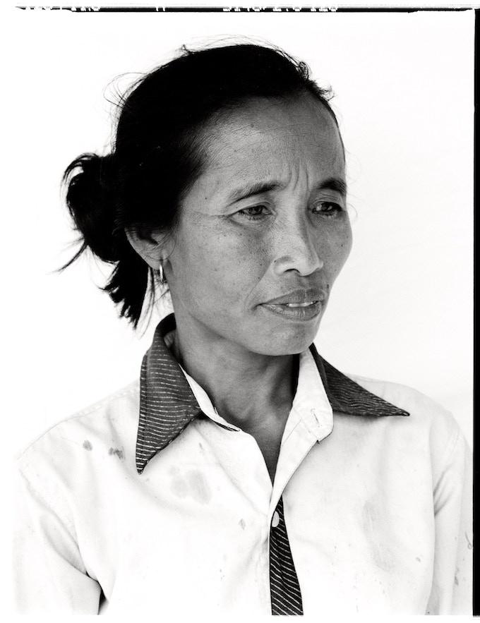 Mrs Mun, Laos 2014