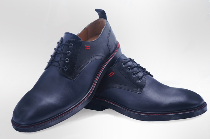 Navy/Black Classic Derby