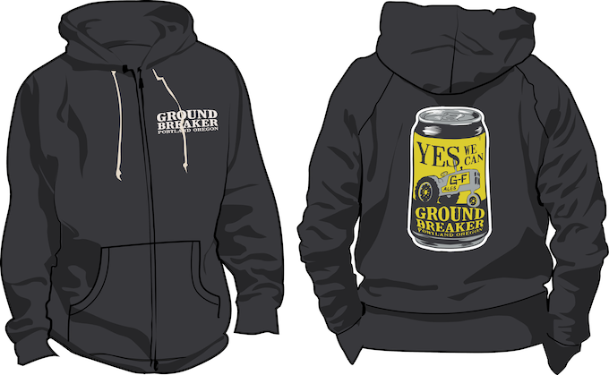 Yes We Can By Ground Breaker Brewing Kickstarter