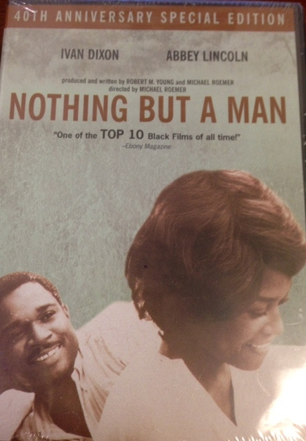 """40th Anniversary Special Edition """"Nothing But A Man"""""""
