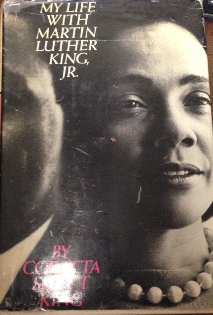 My Life with Martin Luther King Jr. by Coretta Scott King