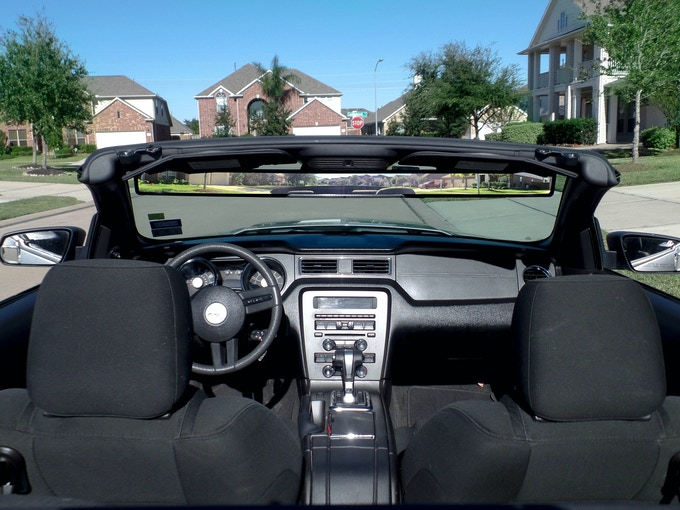 Convertible View