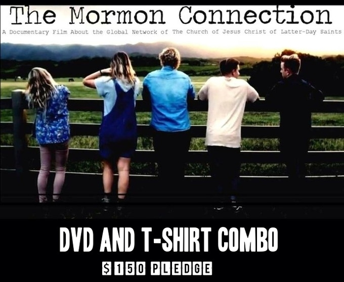 The Mormon Connection by Cody Myers —Kickstarter