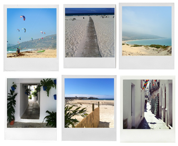 Wouldn't you be inspired by Tarifa too?