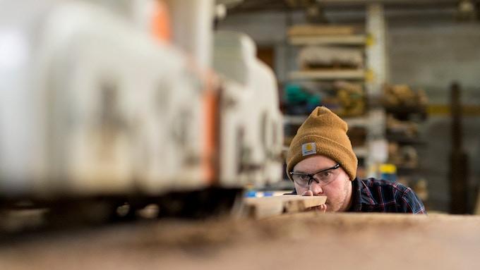 Dylan Shipley, Head of Fabrication