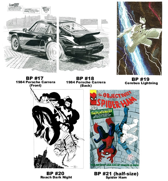 SR Bonus Prints 17-21 [click image and scroll to bottom of page for larger views - from CEREBUS ARCHIVE NUMBER TWO (CANT)]
