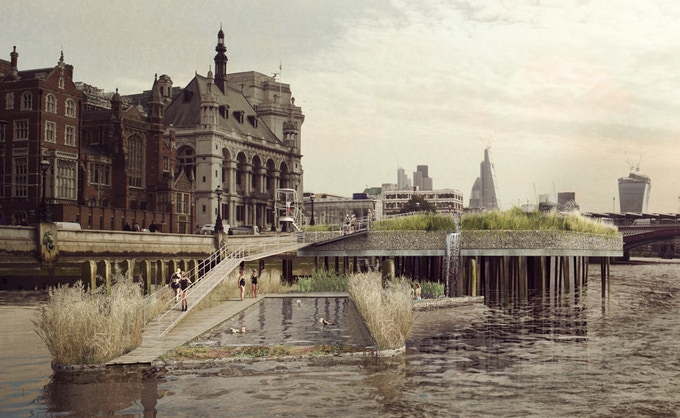 Blackfriars Baths © StudioOctopi & Picture Plane