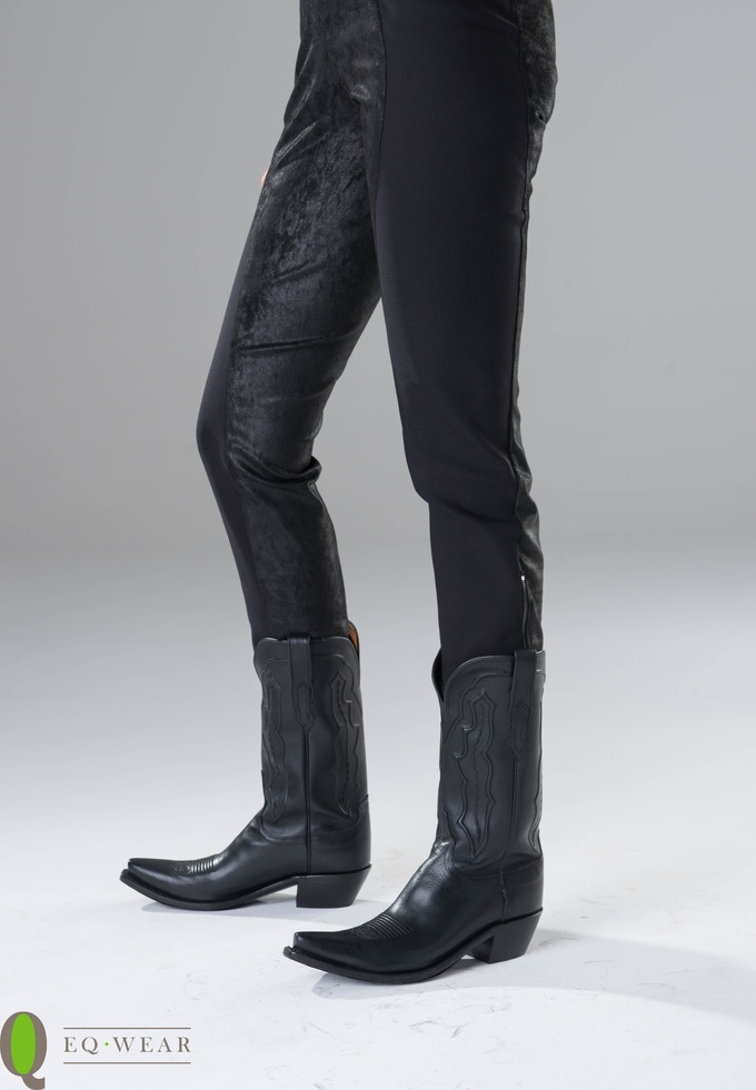 Eq Wear High Performance Riding Pants For Equestrians By