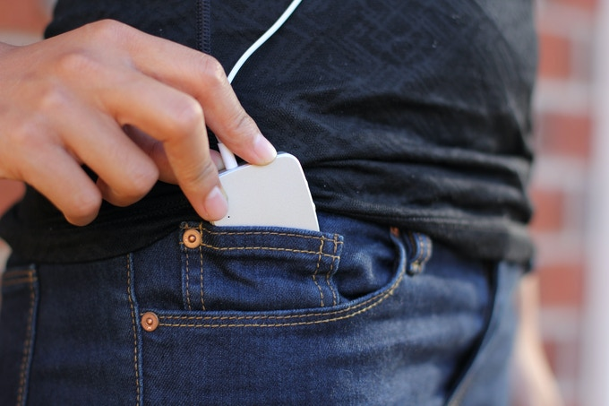 Take Uamp anywhere - 10 hour rechargeable battery