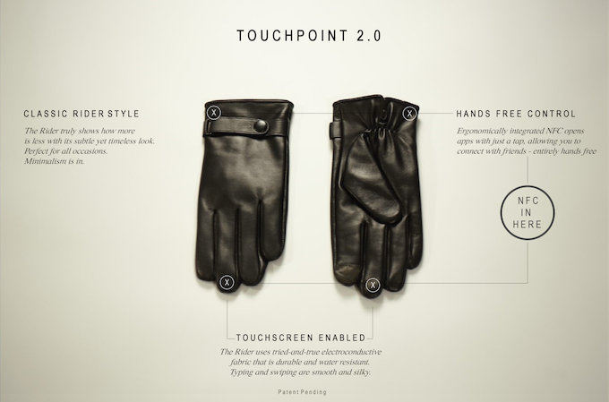 The Rider Glove has all of the same features as the Quilt, such as fleece interior lining, etc