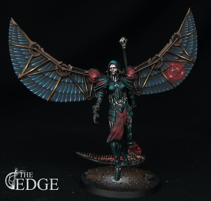 Angel of Death - version 2