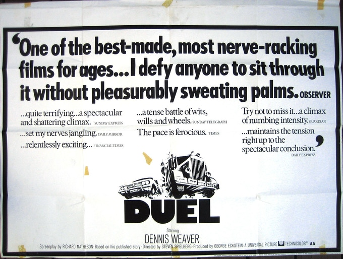 How many filmmakers would kill for such a praise on their first film?