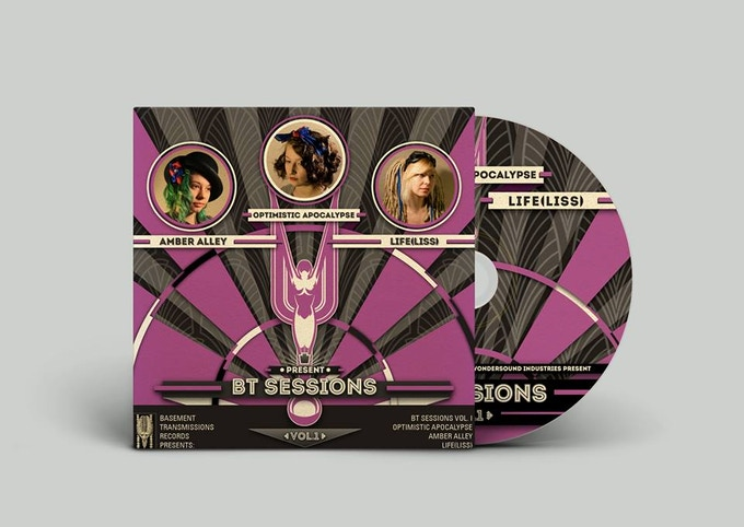 B.T. Sessions compilation album