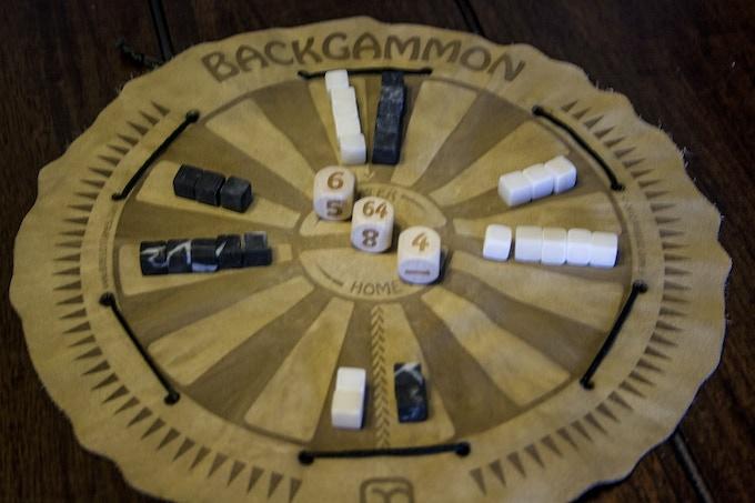 Backgammon Starting Positions