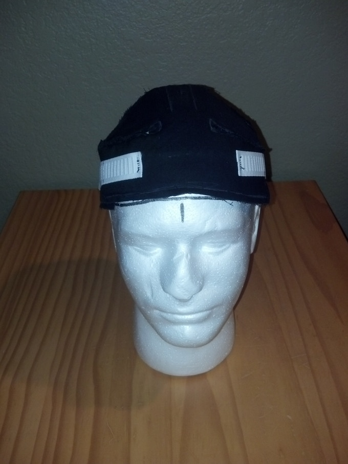 Impact Reduction Apparel s (IRA) Skull Cap by J.D. Chase — Kickstarter c8459cc76cec