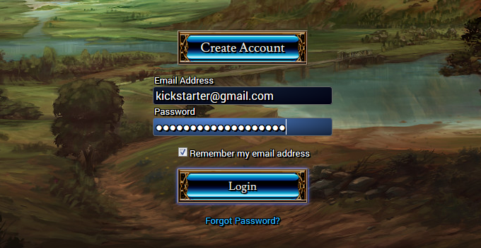 Coming soon: character accounts on your desktop, your laptop, or even your favorite tablet!