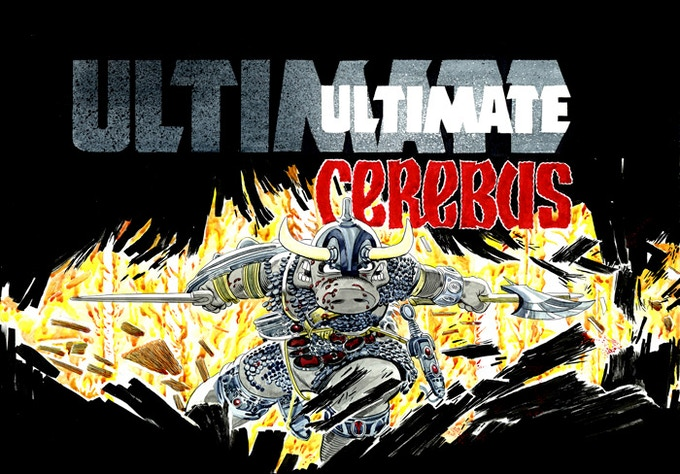 BP #23 – Ultimate Cerebus