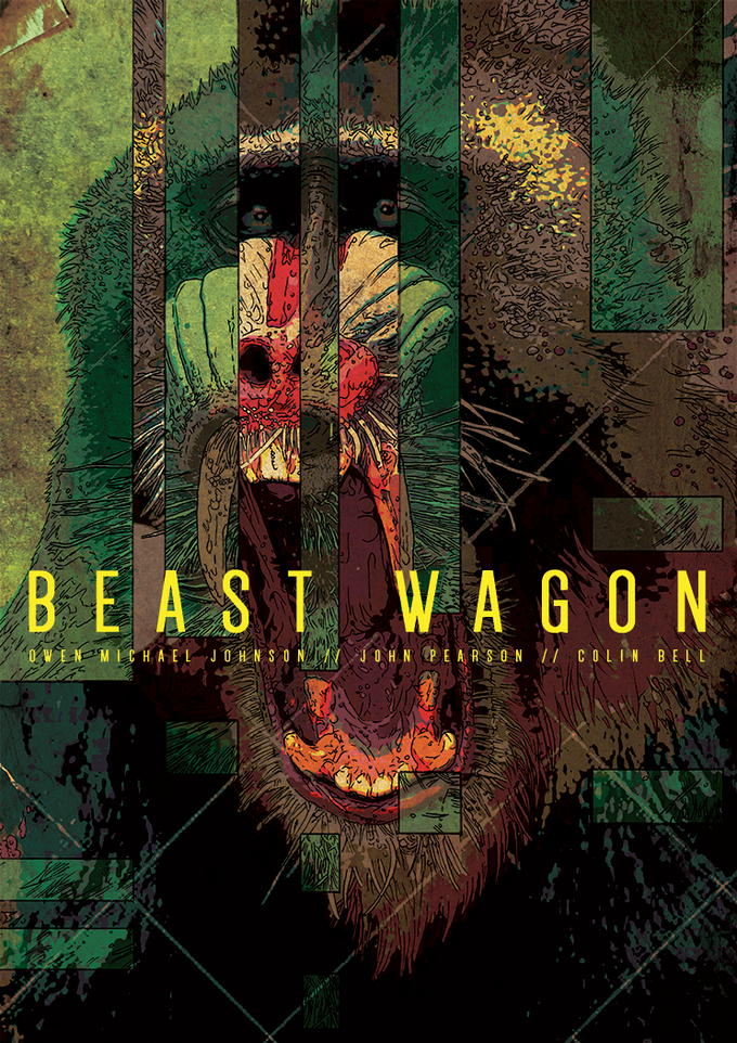 Beast Wagon #1 Cover