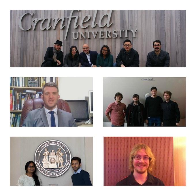 Team CranSEDS - Cranfield University