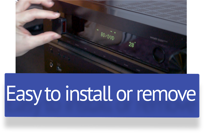 how to set up your bell remote with your receiver