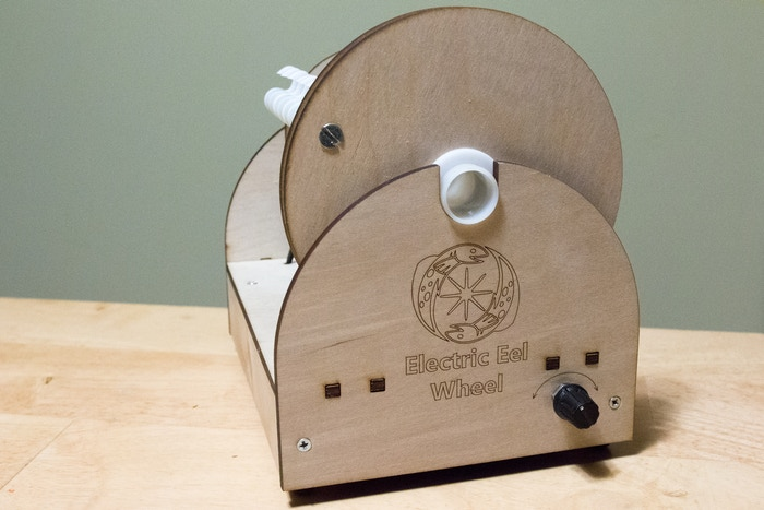 Small Electric Spinning Wheel