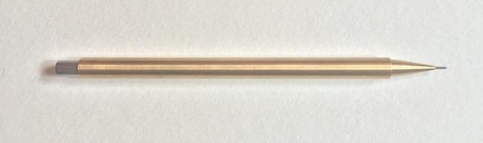 Brass with Brass nib