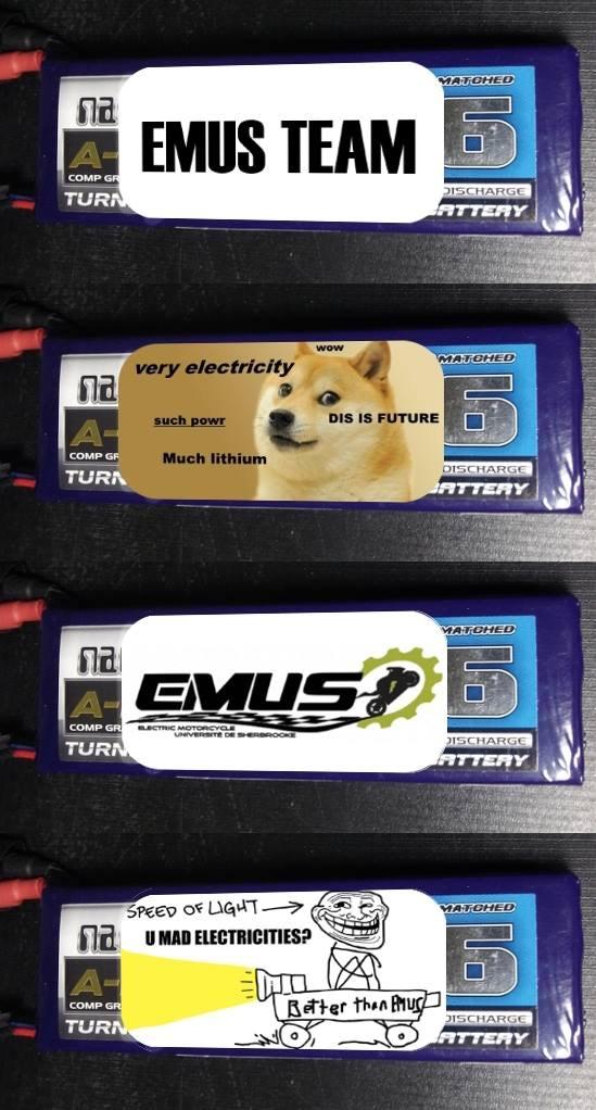Sponsor a battery!