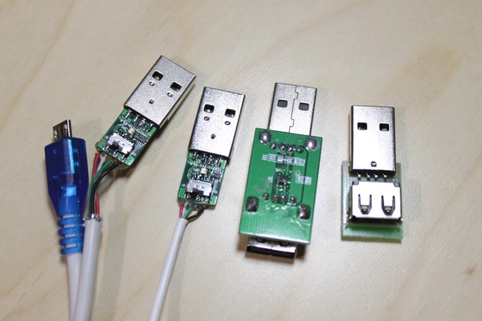 Earlier prototypes