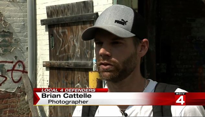 Click here to see the news story from Detroit